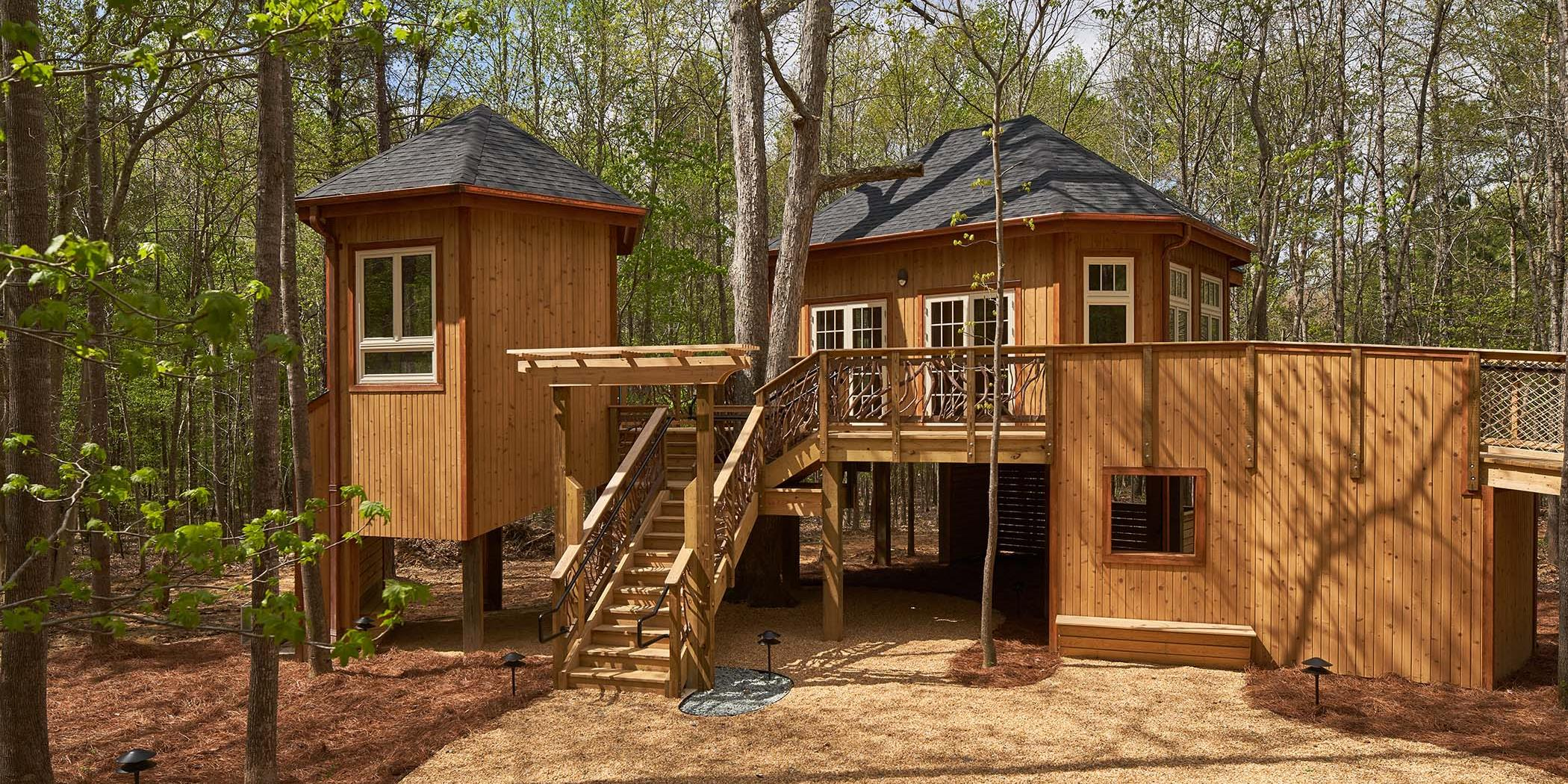 Carolina Treehouse