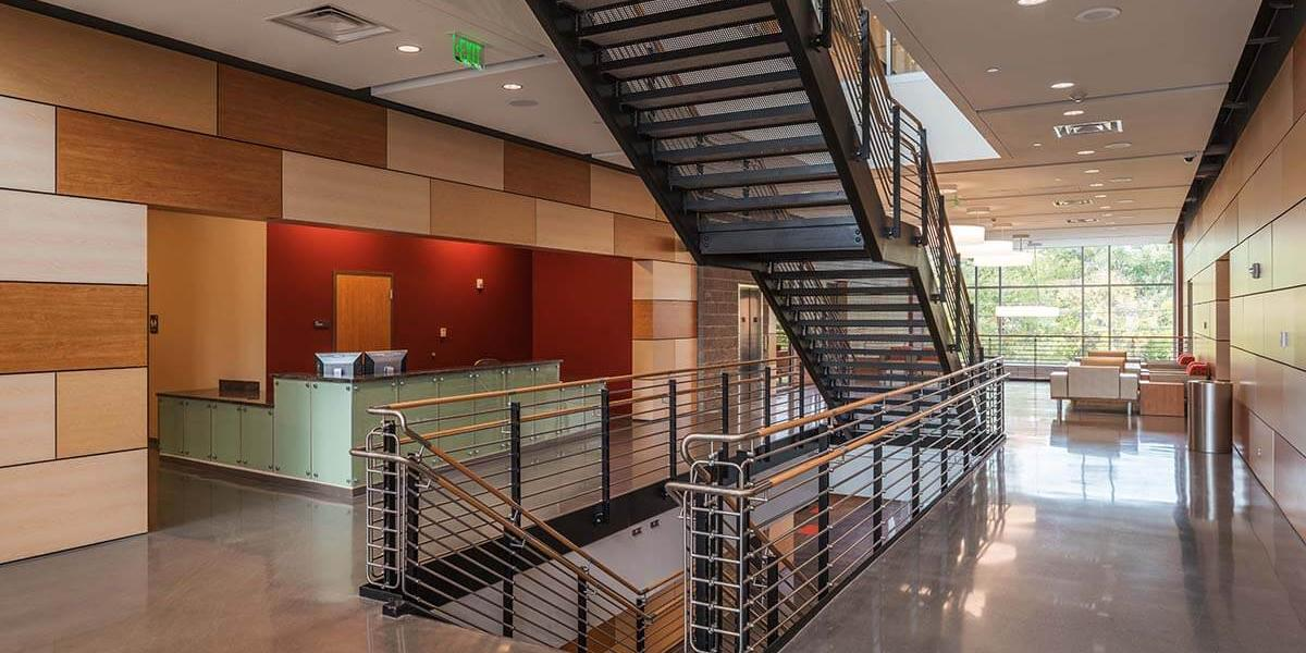 NSCC A&S_Interior_common area_stairs1