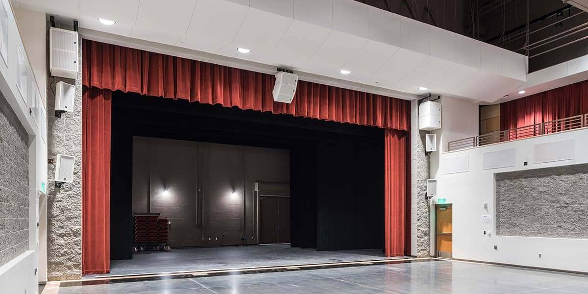 NSCC A&S_Interior_theater_stage